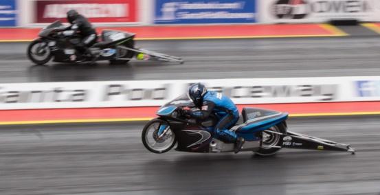 FIM drag racing